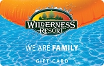 Wilderness Resort - Gift Card