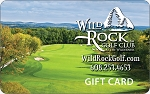 Wild Rock Golf - Gift Card